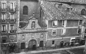 Presencia religiosa en el Viejo Pamplona en la primera mitad del siglo XX (1908-1953)