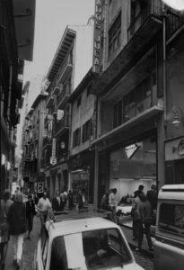 Por las calles de lo Viejo: calles Pozoblanco y Comedias (1975-2013)