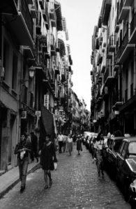 Por las calles de lo viejo: Estafeta (1975-2013)