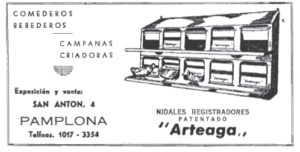 Comercios del Viejo Pamplona: De Mártires de Cirauqui a San Antón (1908-1963)