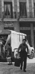Curiosidades: La recogida de basuras en el Viejo Pamplona (1960-2000)