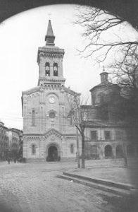 Plazas y calles de ayer y hoy: La Cuesta de La Estación  (1879-2016)
