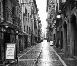 Por las calles de lo Viejo: desde San Gregorio a la Plaza del Castillo (1988-2008)