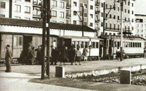 Imagenes del ayer. Videos. El último viaje del Irati (1955)