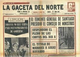 La prensa en Pamplona en los últimos años del franquismo (1960-1975)
