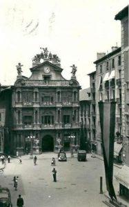 Pamplona año a año: La Pamplona de los 50. 1ª parte (1951-1954)