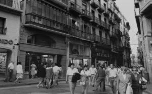 Por las calles de lo Viejo: calle Zapatería (1975-2010)