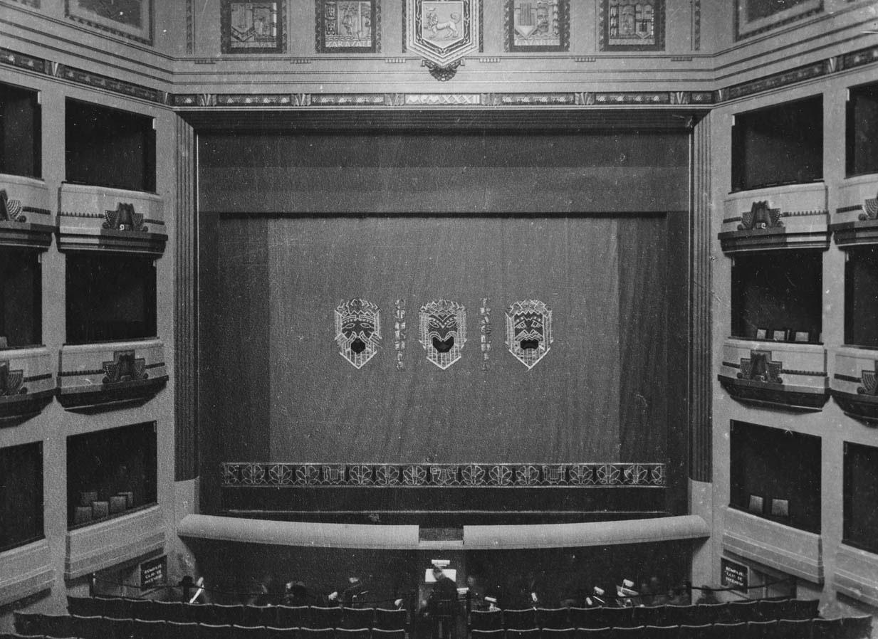 El teatro en el Viejo Pamplona (1930-1985) – Memorias del Viejo Pamplona