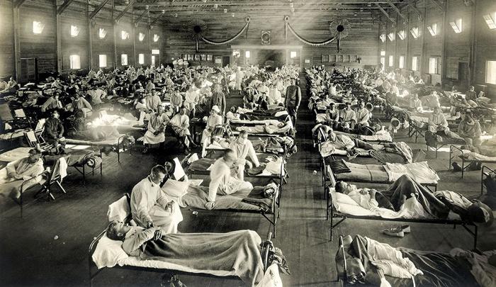 Recordando la última pandemia que vivimos: la gripe de 1918