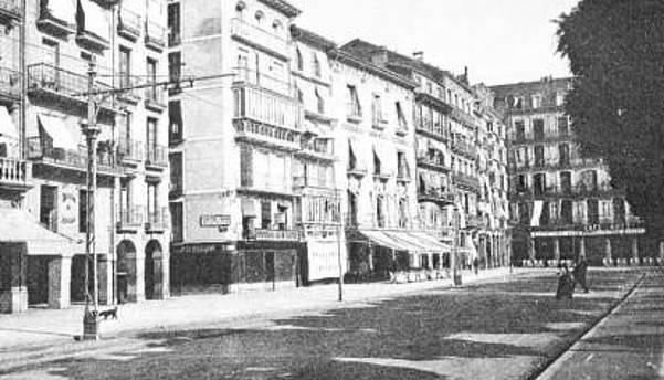 Pamplona año a año: 1918. El año de la gripe y del derribo de la muralla de Tejería