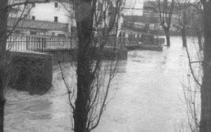 Inundaciones en la Rochapea (1952-2013)