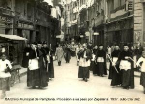 Comercios del Viejo Pamplona: La Perla Vascongada (1898-2021)