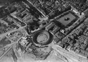 El año en que Pamplona tuvo dos plazas de toros (1921)