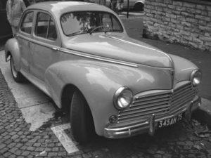 Los vehiculos de aquellos años (1960-1980)