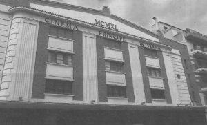 Los cines del viejo Pamplona (1912-2019)