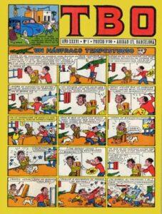 Qué leían los niños durante el franquismo. Publicaciones infantiles (1939-1975)