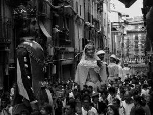 Los Sanfermines del viejo Pamplona: gigantes, música, fuegos y otros actos (1965-1985)