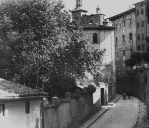 Subiendo a Pamplona por Santo Domingo (1966-1996)
