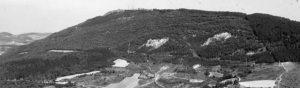 El monte San Cristobal (1965-2005)