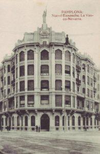 Compañías de seguros en el Viejo Pamplona (1900-2000)
