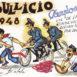 Crónica gráfica del Viejo Pamplona a través de las pancartas de las peñas (1948-1958)