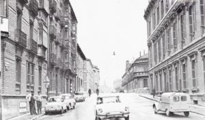 El Primer Ensanche de Pamplona (1950-2010)